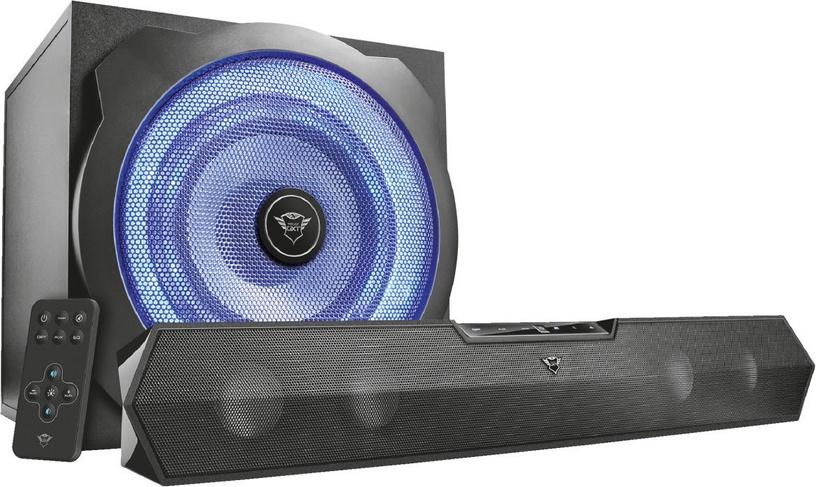 Kolonėlės Trust GXT 668 Tytan 2.1 Soundbar Speaker Set