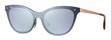 Saulesbrilles Ray-Ban Blaze Cat Eye RB3580N 90391U 43, 43 mm