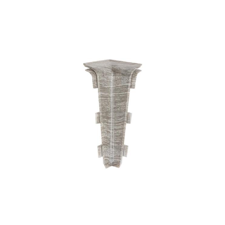 Salag SG7CI9 Skirting Internal Corner Grey
