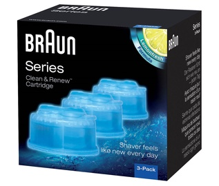 Braun CCR3 Clean & Renew Cleaning Cartrige 3-Pack