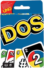 Mattel UNO DOS Card Game FRM36