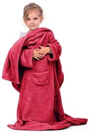 DecoKing Lazy Kids Blanket Red 90x105cm