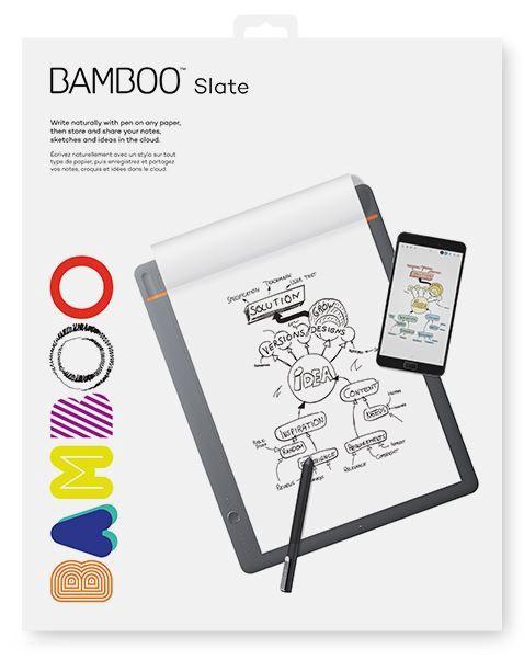 Wacom Bamboo Slate S