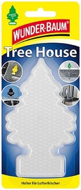 Wunder-Baum Tree House Air Refreshener Holder Transparent