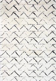 Ковер Domoletti Royal Living - Nomadic RON/8700/3Y18, белый, 160x230 см