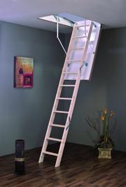 """Sudedamieji laiptai """"Mc Step"""" 120X70X280 cm"""