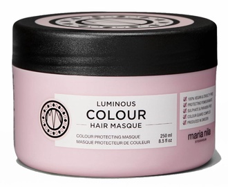 Juuksemask Maria Nila Luminous Colour, 250 ml