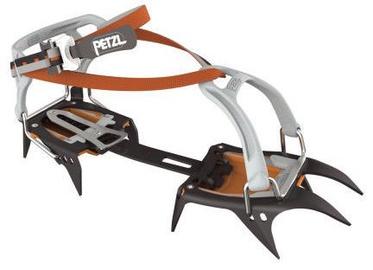 Petzl Irvis Flexlock Orange/Black