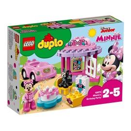 Konstruktorius LEGO Duplo, Pelytės Minės gimtadienio vakarėlis 10873