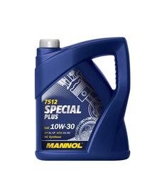 Automobilio variklio tepalas Mannol Special Plus, 10W-30, 5 l