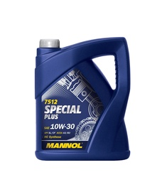 Mannol Special Plus 10W/30 Engine Oil 7512 5l