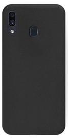 Mocco Ultra Slim Soft Matte Back Case For Samsung Galaxy S10 Black