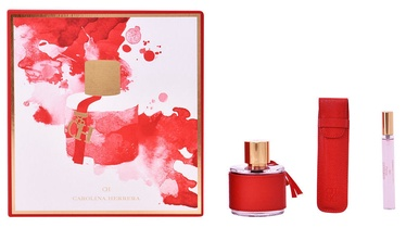 Carolina Herrera CH 2015 100ml EDP + 10ml EDP + Cover
