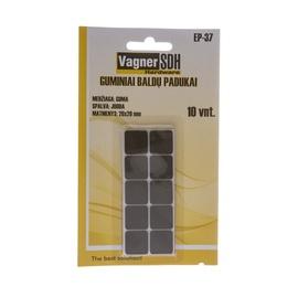 Baldų padukai Vagner SDH EP-37, 20x20 mm, 10 vnt