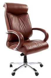 Chairman 420 Leather Brown