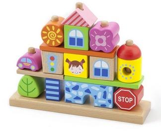 Viga Stacking Blocks City 50043