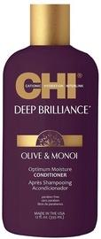 Farouk Systems CHI Deep Brilliance Olive & Monoi Optimum Moisture Conditioner 355ml