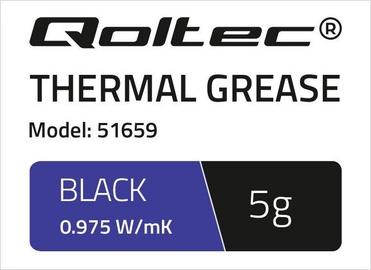 Qoltec Thermal Glue 0.975 W/m-K 5g
