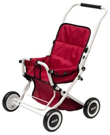 Brio Sitty Doll Stroller Red