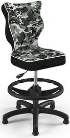 Стул Entelo Petit Black HC+F Size 4 Children Chair ST33 Black/Camo