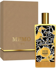 Parfüümvesi Memo Irish Oud EDP, 75 ml