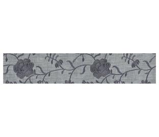Keraminės dekoruotos sienų juostelės Michelle 1T, 8,4 x 40 cm