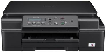 Multifunktsionaalne printer Brother DCP-J105, tindiga, värviline
