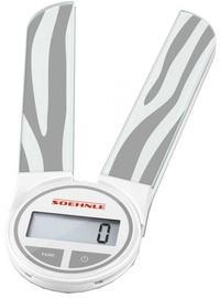 Soehnle Electronic Kitchen Scales Genio Grey