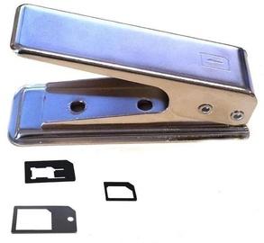 Pure2 SIM Card Cutter Nano / Micro / Standard + Adapter