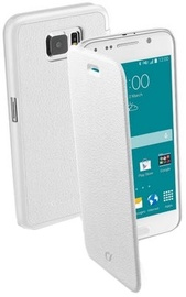 Cellular Line Essential Book Case For Samsung Galaxy S6 White