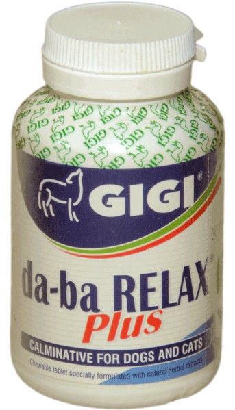 Maisto papildas GiGi Da-ba Relax 30 Tablets