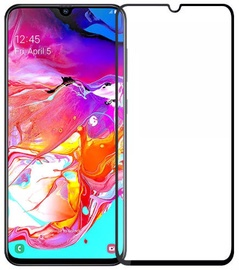 Mocco Full Glue 5D Full Coveraged Screen Protector For Samsung Galaxy A70 Black