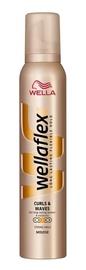 Wella Wellaflex Curls & Waves Hair Mousse 200ml