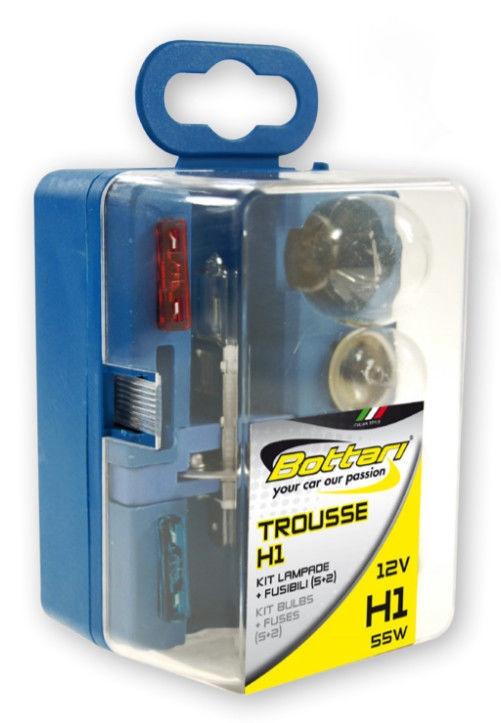 Автомобильная лампочка Bottari Trousse H1 Kit 28037
