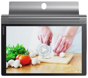 Planšetinis kompiuteris Lenovo Yoga Tab 3 Plus YT-X703L 4/64GB LTE Black