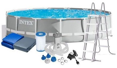 Intex Frame Pool Set Prism Rondo 457cm 126724GN