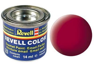 Revell Email Color 14ml Matt RAL 3002 Carmine Red 32136