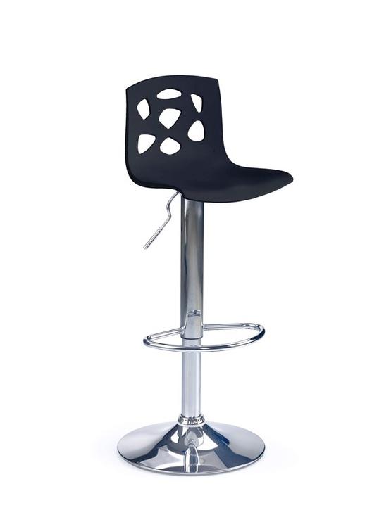 Baro kėdė H48, juoda