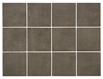 Põrandaplaat Salla pruun 10x10cm