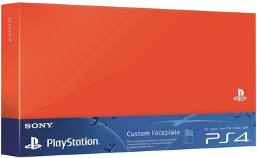 Sony PS4 Custom Faceplate HDD Cover Red