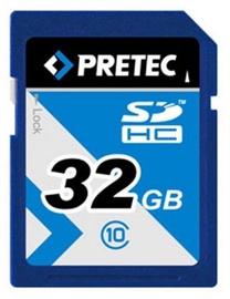 Pretec 32GB SDHC Class 10
