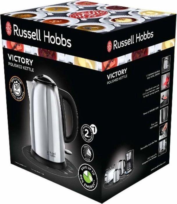 Электрический чайник Russell Hobbs Victory 23930-70, 1.7 л