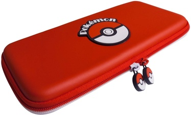 Nintendo Hard Pouch Poke Ball Edition