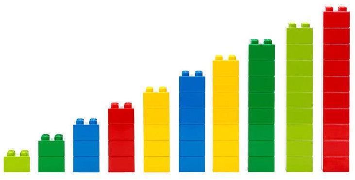 LEGO Education XL Brick Set 9090