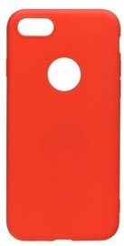 Mocco Ultra Slim Soft Matte Back Case For Samsung Galaxy S6 Red
