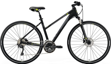 Merida Crossway 300 Lady Black/Yellow 47Lcm/S