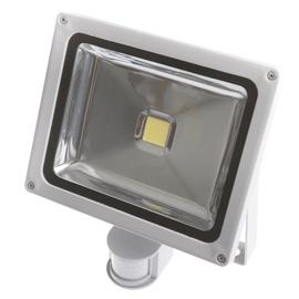 """Prožektorius su judesio davikliu """"Vagner SDH"""" LED 30 W, IP65"""