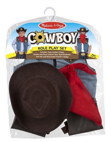 Melissa & Doug Cowboy Set 14273