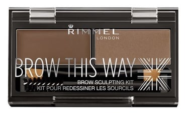 Rimmel London Brow This Way Brow Sculpting Kit 3.3g 02