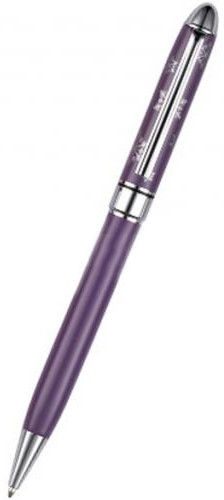 Fuliwen Ball Point Pen Purple
